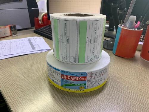 Có bao nhiêu loại giấy decal in tem nhãn mã vạch ?